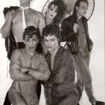 Elixir, 1982: Frankie de Franco, Walkiria, Geroge Conrad, Tony de Genero, Doug Rice