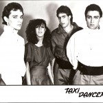 Taxi Dancer - 1983: Doug Rice, Walkiria, Charlie Gregory, Ric Wheeler