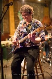 Doug at the Stone House 3/13