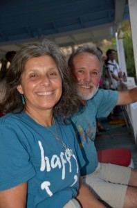 Giovanna Pagano and James Benedetto @ Rainbowland concert 8/23/14